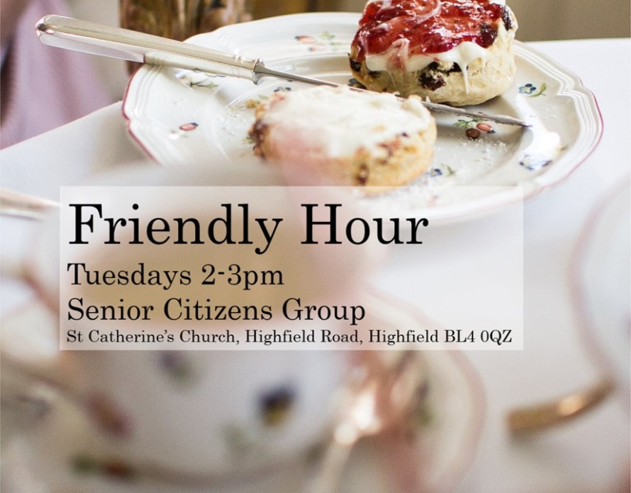 Friendly Hour