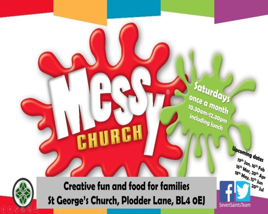 messy church 2019